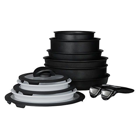 buy tefal ingenio induction cookware john lewis. Black Bedroom Furniture Sets. Home Design Ideas