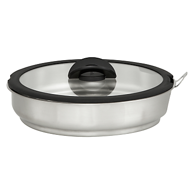Tefal Ingenio Steamer Insert with Glass Lid