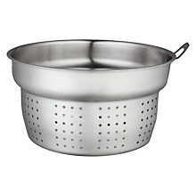 Buy Tefal Ingenio Pasta Colander Insert Online at johnlewis.com
