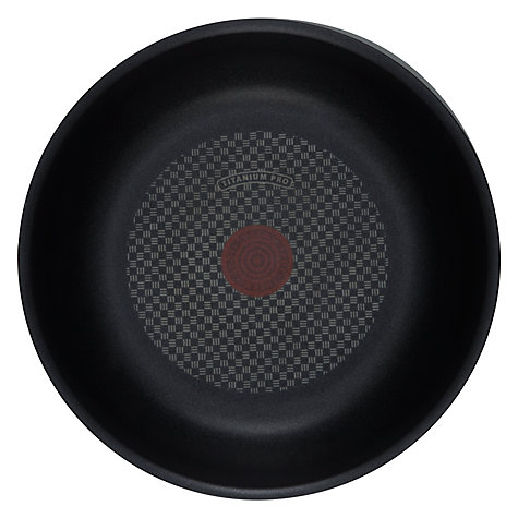 buy tefal ingenio induction wok 28cm john lewis. Black Bedroom Furniture Sets. Home Design Ideas