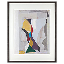 Buy Tate, Ben Nicholson - Feb 55 Framed Print, 50 x 40cm Online at johnlewis.com