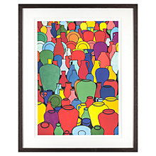 Buy Tate, Patrick Caulfield - Pottery 1969 Framed Print, 50 x 40cm Online at johnlewis.com