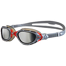 Buy Zoggs Predator Flex Mirror Swimming Goggles Online at johnlewis.com