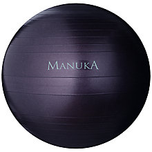 Buy Manuka Eco Anti-burst Fitness Ball Online at johnlewis.com