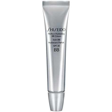 Buy Shiseido Perfect Hydrating BB Cream SPF 30, 30ml Online at johnlewis.com