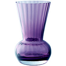 Buy Dartington Crystal Little Gems Funnel Flared Vase Online at johnlewis.com