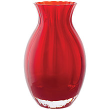 Buy Dartington Crystal Little Gems Oval Posy Vase Online at johnlewis.com