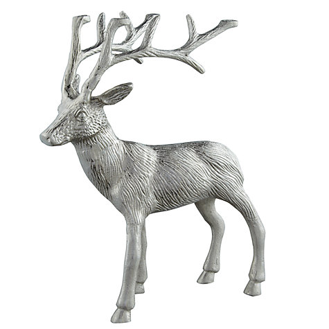 Buy Culinary Concepts Stag Ornament Online at johnlewis.com