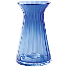 Buy Dartington Crystal Little Gems Conical Vase Online at johnlewis.com