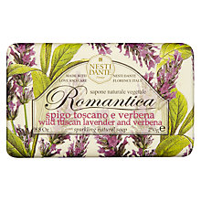 Buy Nesti Dante Romantica Lavender and Verbena Soap, 250g Online at johnlewis.com