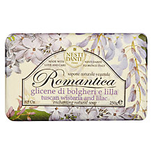 Buy Nesti Dante Romantica Wisteria and Lilac Soap, 250g Online at johnlewis.com