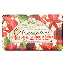Buy Nesti Dante Romantica Gillyflower and Fuchsia Soap, 250g Online at johnlewis.com