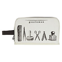 Buy Victoriana Gentleman's Wash Bag Online at johnlewis.com