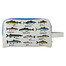 Buy Piscis Fish Wash Bag Online at johnlewis.com