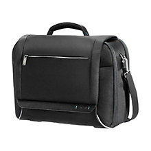 "Buy Samsonite Spectrolite 16"" Laptop Expandable Messenger Bag Online at johnlewis.com"