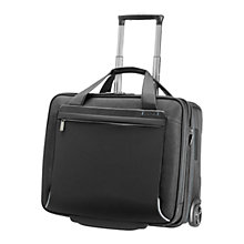 "Buy Samsonite Spectrolite 17.3"" Laptop 2-Wheel Mobile Office Online at johnlewis.com"