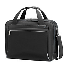 "Buy Samsonite Spectrolite Bailhandle 16"" Laptop Messenger Bag Online at johnlewis.com"