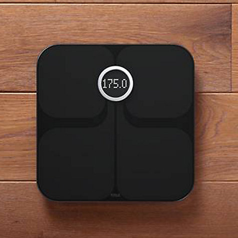 Buy Fitbit Aria Wi-Fi Smart Bathroom Scale Online at johnlewis.com
