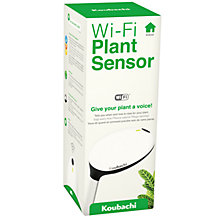 Buy Koubachi Wi-Fi Indoor Plant Sensor Online at johnlewis.com