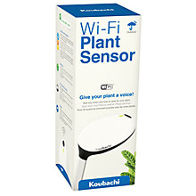 Buy Koubachi Wi-Fi Outdoor Plant Sensor Online at johnlewis.com