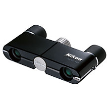 Buy Nikon DCF Ultra Compact Binoculars, 4 x 10 Online at johnlewis.com