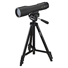 Buy Nikon Prostaff 3 Waterproof Fieldscope, 16-48 x 60 Online at johnlewis.com