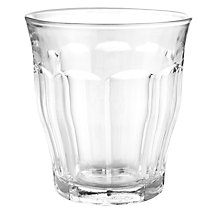 Buy Duralex Picardie Single Tumbler 0.25L Online at johnlewis.com