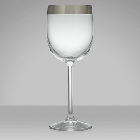 Buy John Lewis Soiree White Wine Glass, 0.34L, Set of 4 Online at johnlewis.com