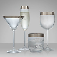 Buy John Lewis Soiree Glassware Online at johnlewis.com