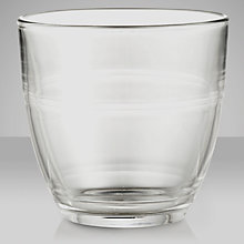 Buy Duralex Gigogne Single Glass, 0.22L Online at johnlewis.com