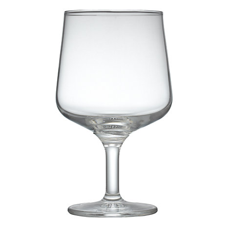 Buy John Lewis Italia Stackable Glass, 0.37L, Clear Online at johnlewis.com