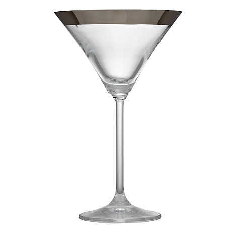 Buy John Lewis Soiree Cocktail Glass, 0.15L, Set of 4 Online at johnlewis.com