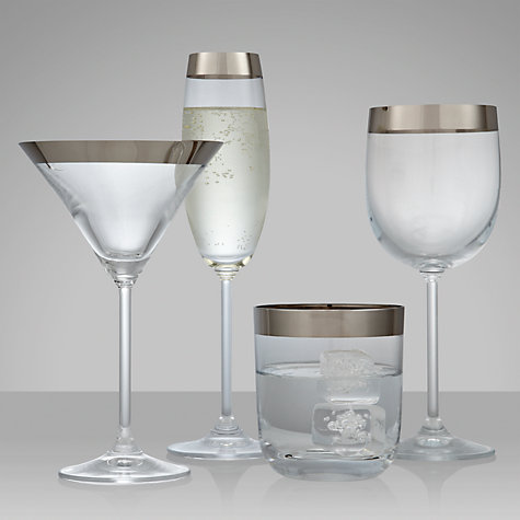 Buy John Lewis Soiree Tumbler, 0.27L, Set of 4 Online at johnlewis.com