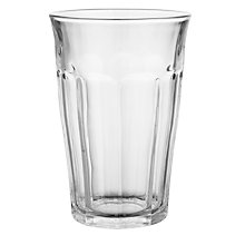 Buy Duralex Picardie Single Highball, 0.36L Online at johnlewis.com