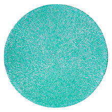 Buy John Lewis Glass Bead Placemat, Set of 2 Online at johnlewis.com