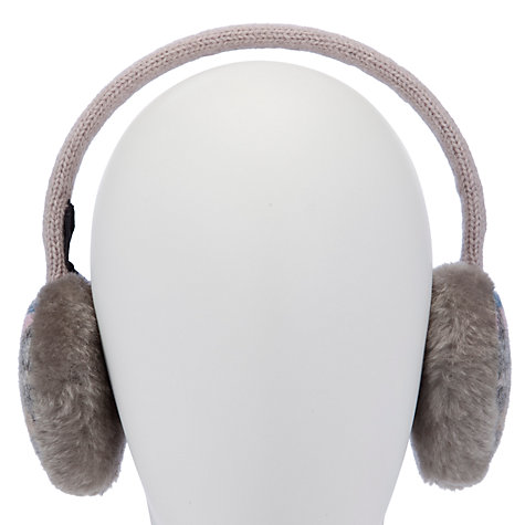 Buy John Lewis Fairisle Earmuff Multi Online at johnlewis.com