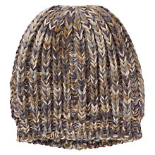 Buy John Lewis Tonal Stitch Beanie, Multi Online at johnlewis.com