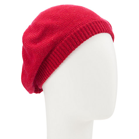Buy John Lewis Knitted Beret Online at johnlewis.com
