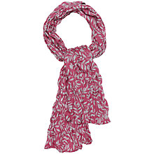 Buy Seasalt Millie Crinkle Scarf Online at johnlewis.com