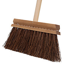 Buy Iris Hantverk Long Handled Broom Online at johnlewis.com