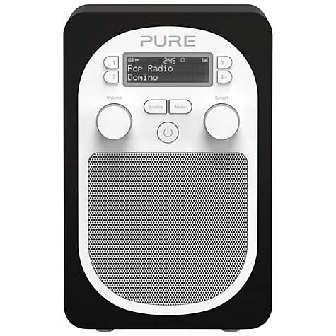 Buy Pure Evoke D2 DAB/FM Digital Radio Online at johnlewis.com