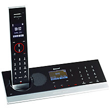 Buy Swissvoice BTouch Digital Telephone and Answering Machine, Single DECT Online at johnlewis.com