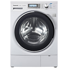 Buy Panasonic NA-140VZ4WG Washing Machine, 10kg Load, A+++ Energy Rating, 1400rpm Spin, White Online at johnlewis.com