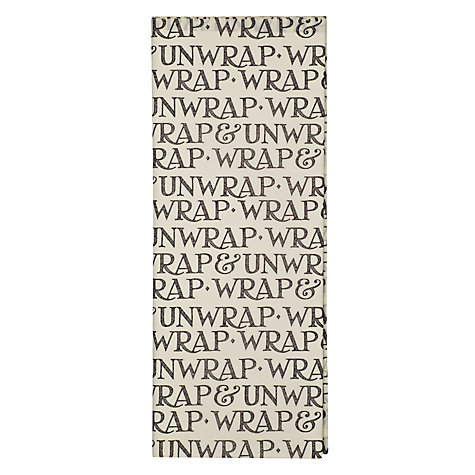 Buy Emma Bridgewater Wrap and Unwrap Tissue Paper, Pack of 4 Online at johnlewis.com
