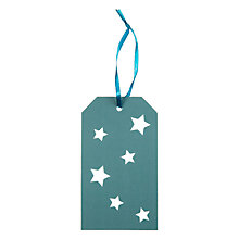 Buy John Lewis Diecut Gift Tags, Pack of 5 Online at johnlewis.com
