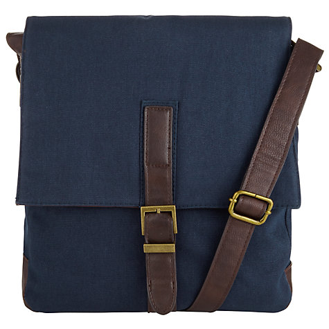 Buy John Lewis Canvas Flight Bag Online at johnlewis.com
