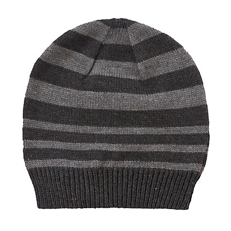 Buy Kin by John Lewis Striped Beanie Hat Online at johnlewis.com