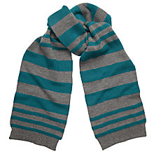 Buy Kin by John Lewis Two Tone Striped Scarf Online at johnlewis.com