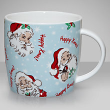 Buy Cath Kidston Santa Spice Mug in a Box Online at johnlewis.com