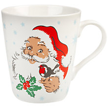 Buy Cath Kidston Santa Mug Online at johnlewis.com